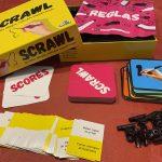 Scrawl – Unboxing de la caja y cómo jugar (+reglas)